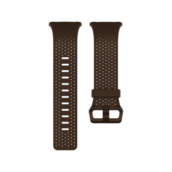 Ionic Band Leather Cognac Band Front View