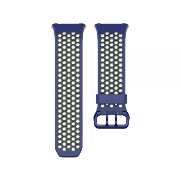 Fitbit Ionic Sport Cobalt Lime Bands - Singapore