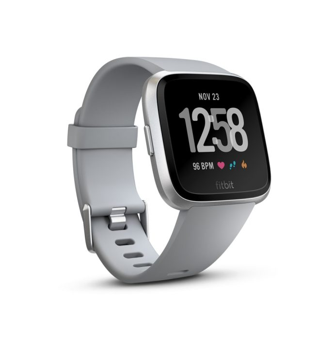 Fitbit Versa (Grey) Singapore